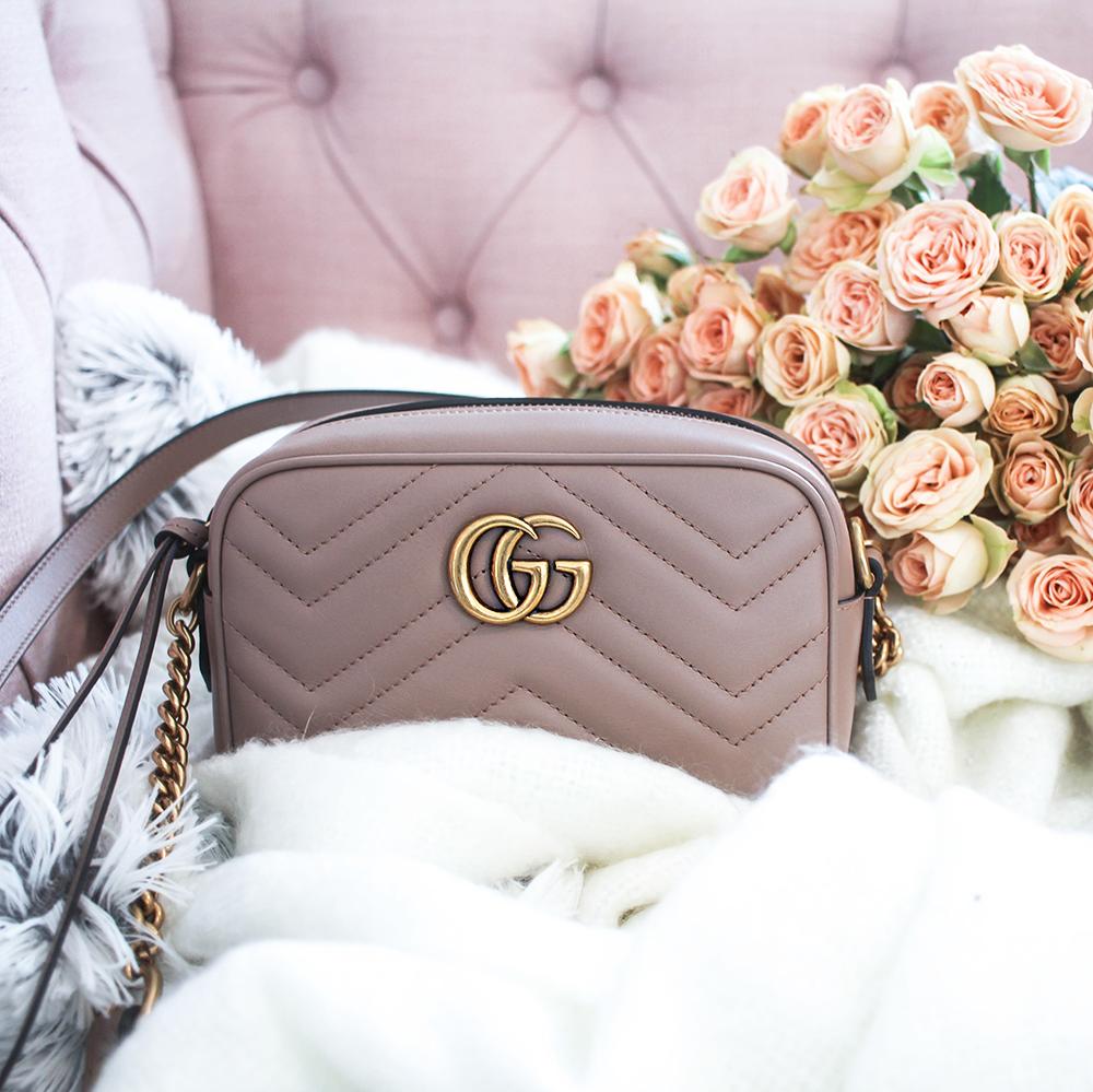 Spring It Bag Gucci Gg Marmont Matelass 233 Mini Bag