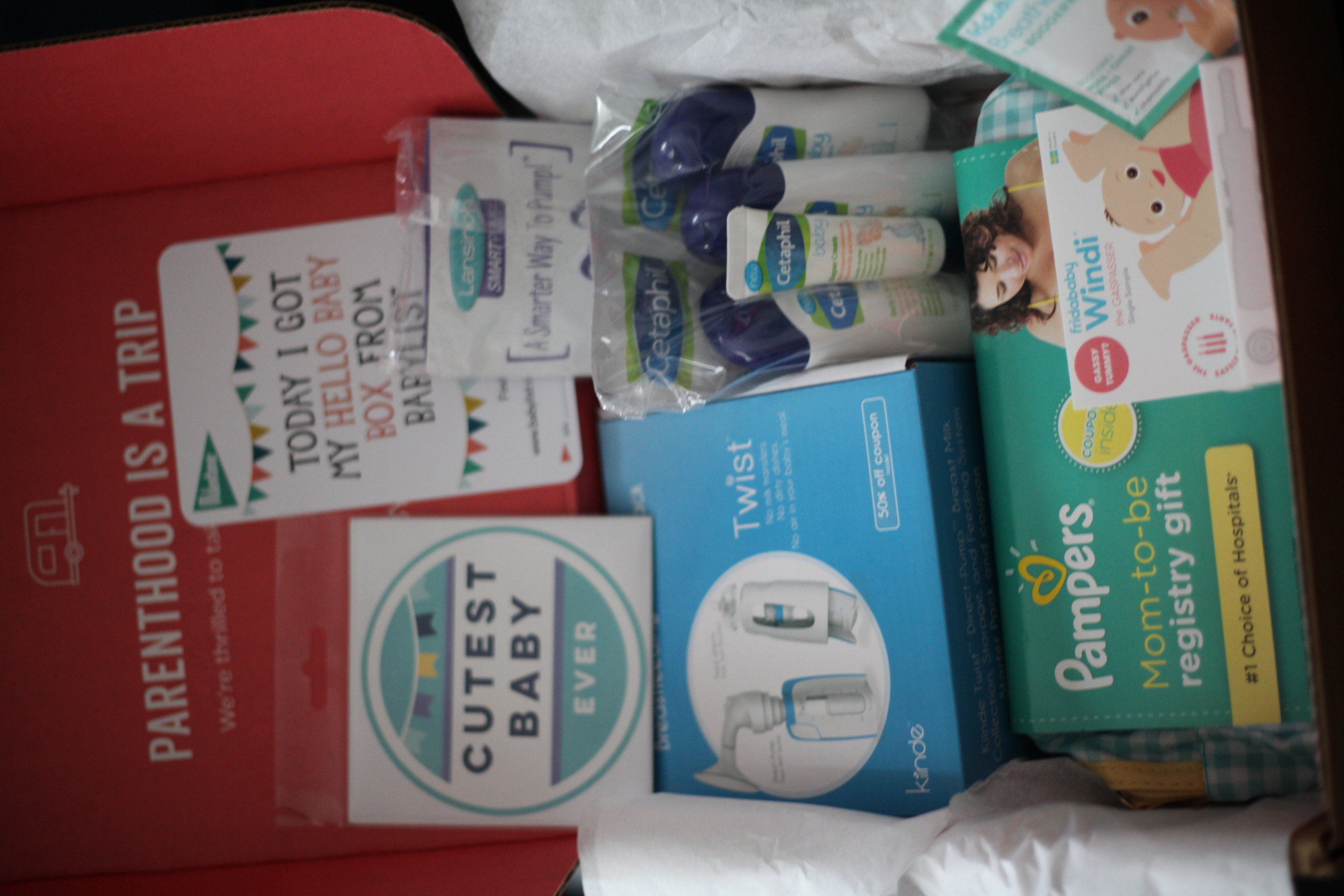 STYLE: Best Gender Neutral Baby Registry + Hello Baby Box ...